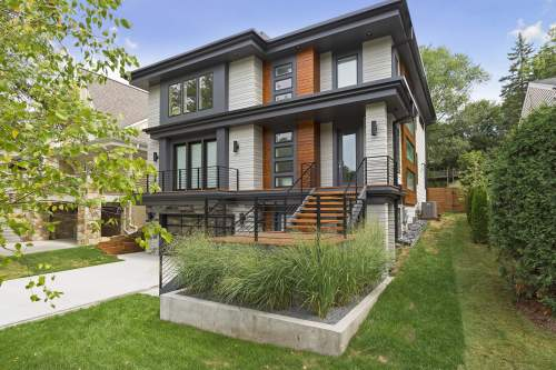 Industrial Modern — City Homes/Edina and Minneapolis Area Custom Home Builder