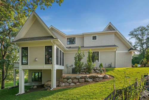 Woodsy Cottage on Sidell — City Homes/Edina and Minneapolis Area Custom Home Builder