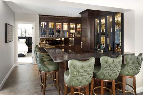 Eclectic Glam — City Homes/Edina and Minneapolis Area Custom Home Builder