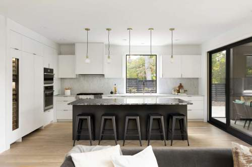 Scandinavian Sophistication — City Homes/Edina and Minneapolis Area Custom Home Builder