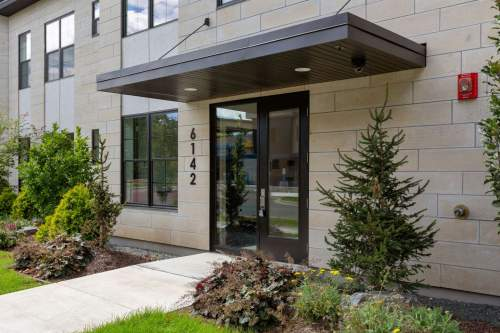 Bright Urban Walkout — City Homes/Edina and Minneapolis Area Custom Home Builder